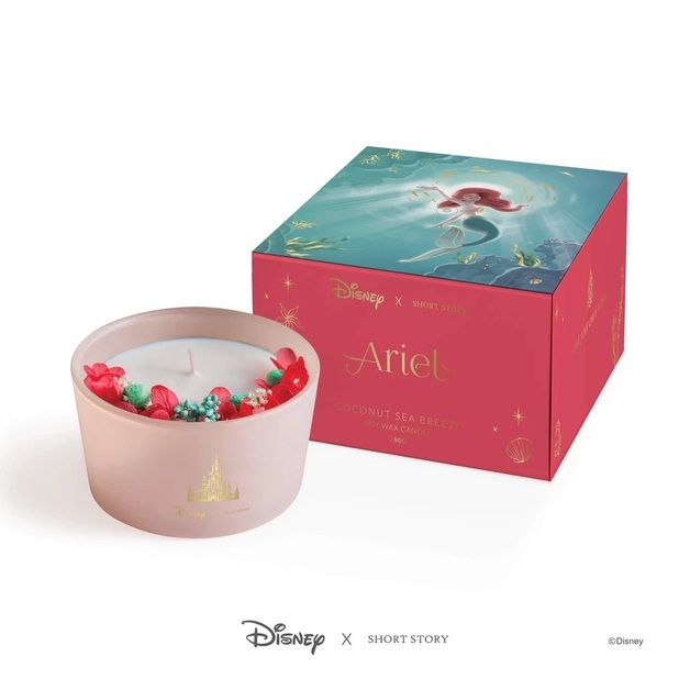 Disney: Candle - Little Mermaid