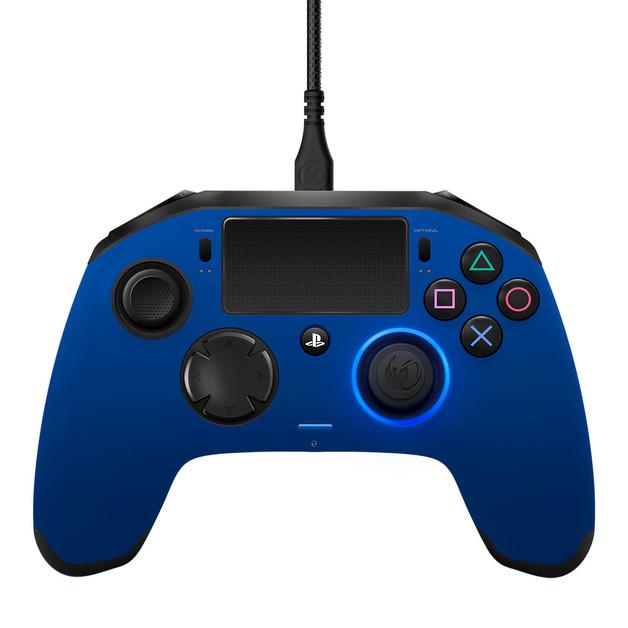 Nacon PS4 Revolution Pro Gaming Controller v2 - Blue for PS4