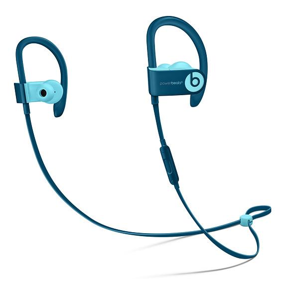 Beats: Powerbeats3 Wireless Earphones - Beats Pop Collection - Pop Blue