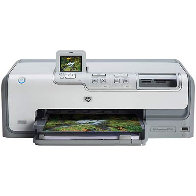 Hewlett-Packard Photosmart D7160 Printer image