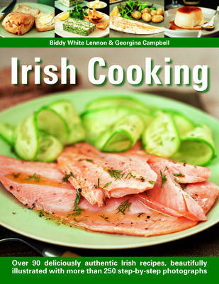 Irish Cooking by Biddy White Lennon image
