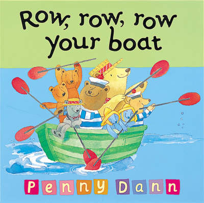 Row, Row, Row Your Boat by Penny Dann image