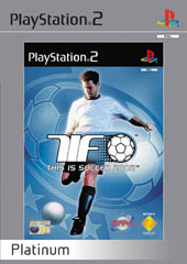 This Is Soccer 2002 for PS2