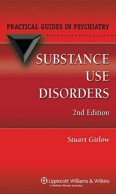 Substance Use Disorders by Stuart Gitlow image