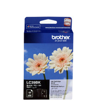 Brother Ink Cartridge LC39BK (Black)