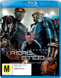 Real Steel on Blu-ray