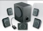 Creative Inspire p5800 5.1 speakers