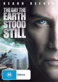 The Day The Earth Stood Still on DVD