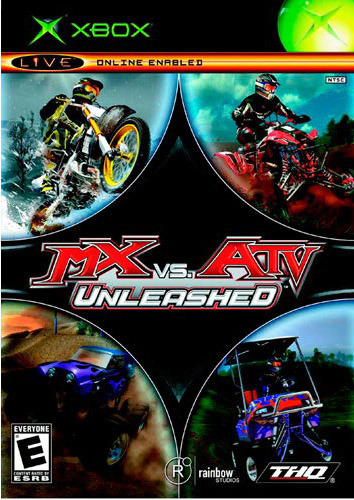 MX vs. ATV Unleashed for Xbox