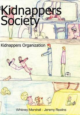 Kidnappers Society by Whitney Marshall-Jeremy Rawlins image
