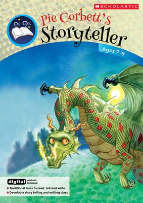 The Storyteller: Teacher's Book Ages 7-9 by Pie Corbett image