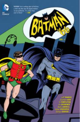 Batman '66 Vol. 1 by Jeff Parker