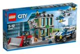 LEGO City: Bulldozer Break-in (60140)