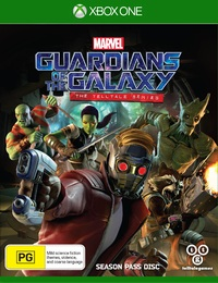 Marvel Guardians of the Galaxy: The TellTale Series for Xbox One