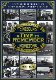A Time to Remember (3 Disc Set) on DVD image