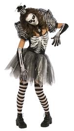 Dancing Skeleton - Ladies Costume (Large)