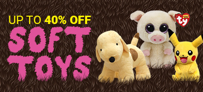 Soft Toy Deals!