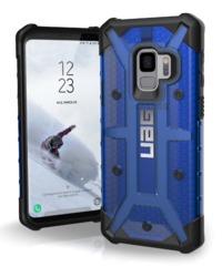 UAG: Plasma Series Case for Galaxy S9 - (Cobalt/Black)