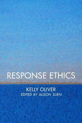 Response Ethics by Kelly Oliver image