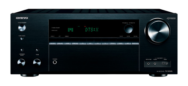Onkyo: TX-NR686 7.2 Channel Network AV Receiver