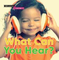 Let's Talk: What Can You Hear? by Zoe Clarke