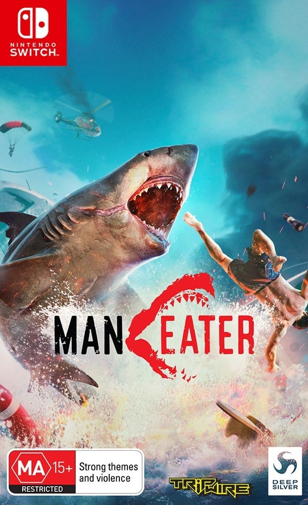 Maneater Day One Edition for Switch image