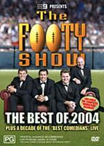 Footy Show Best Of 2004 (NRL) on DVD