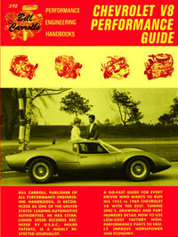 Chevrolet Performance Guide (1955 to 1971) by William Carroll image