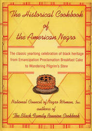 The Historical Cookbook of the American Negro by National Council of Negro Women image