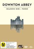 Downton Abbey - Seasons One-Three DVD
