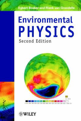 Environmental Physics by Egbert Boeker