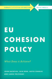 EU Cohesion Policy in Practice by Iain Begg