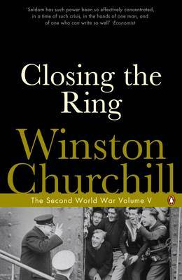 Closing the Ring by Winston, Churchill image