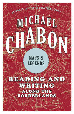 Maps and Legends by Michael Chabon image