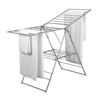 L.T. Williams - Steel A Frame Clothes Rack