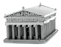 Metal Earth: Parthenon - Model Kit image