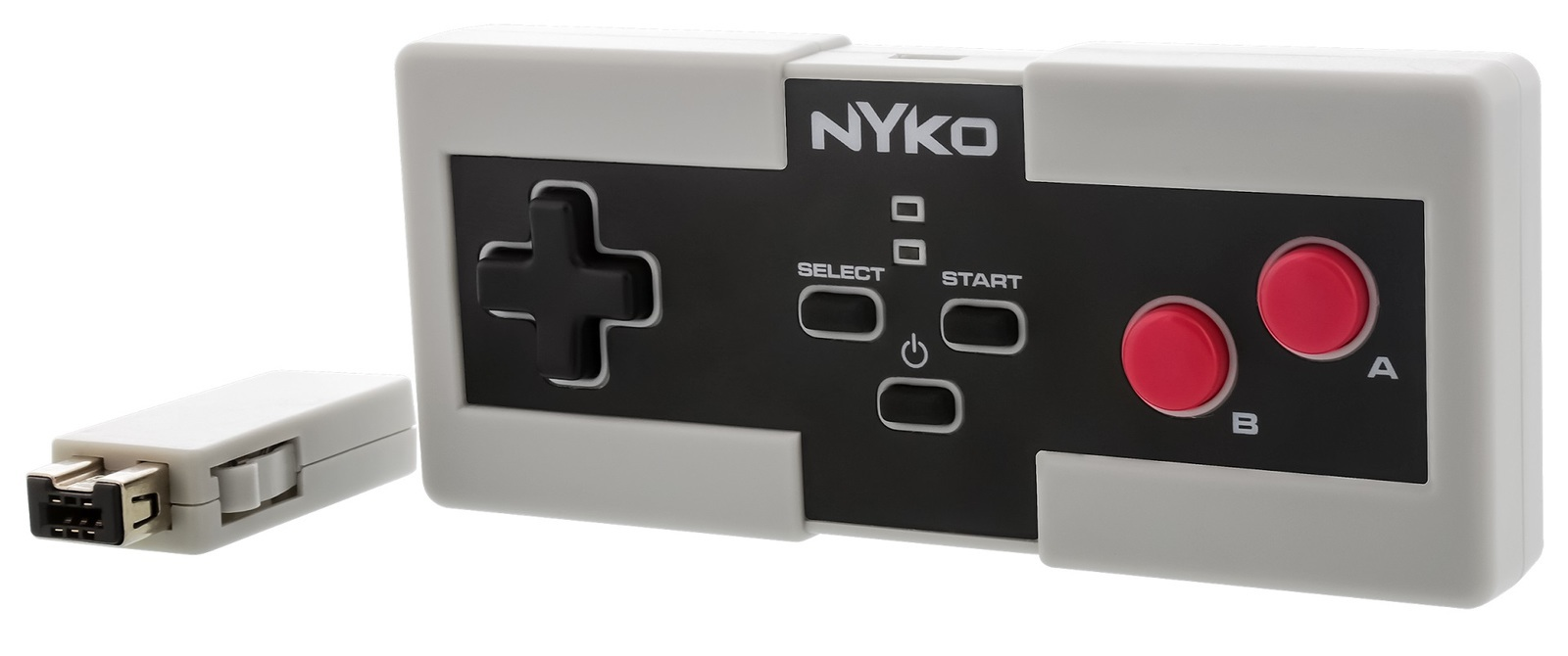 Nyko Miniboss Wireless Controller for NES Classic Edition for Nintendo Wii U image