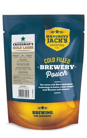 Mangrove Jack's Traditional Series Crossmans Gold Lager Pouch