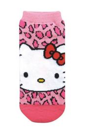 Sanrio: Hello Kitty Leopard Pattern Socks