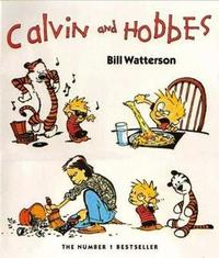 Calvin And Hobbes by Bill Watterson image