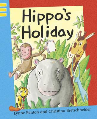 Reading Corner: Hippo's Holiday by Lynne Benton