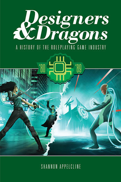 Designers and Dragons: The 80`s image
