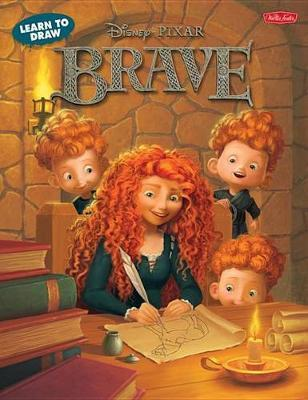 Learn to Draw Disney Brave by Walter Foster Jr Creative Team