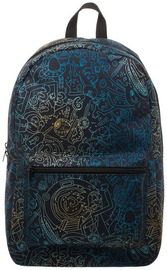 Rick & Morty - Psycho Quickturn Backpack