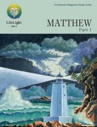 Matthew, Part 1 - Study Guide by Jesse Yow image