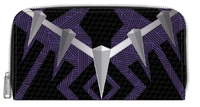 Loungefly: Black Panther - Costume Zip-Around Wallet