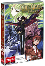 Code Geass: Lelouch of the Rebellion Season 1 Collection (Slimpack) on DVD