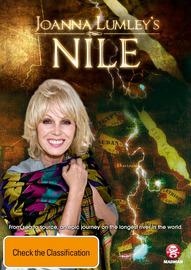 Joanna Lumley's Nile on DVD