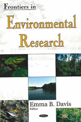 Frontiers in Environmental Research image