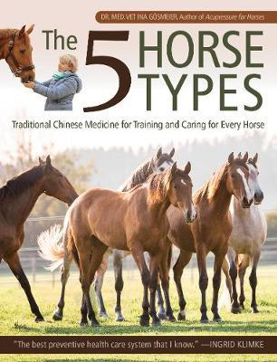 The 5 Horse Types by Ina Goesmeier